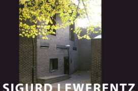 Advertisement for a lecture: Sigurd Lewerentz- Flesh in the air.