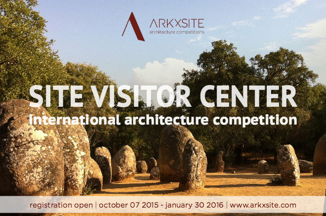 Site Visitor Center, International architecture competition