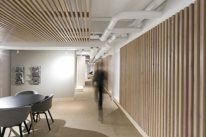 Dream Hotel is located in a converted office building in Tampere. Design Studio Puisto. Photo: Marc Goodwin.